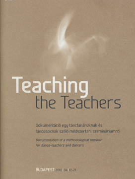 Teaching the Teachers, Dorothea Rust (CH)